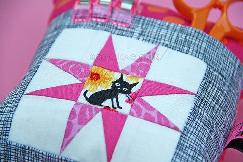 Deluxe pincushion_3 | by Mama Love Quilts (Nicole)