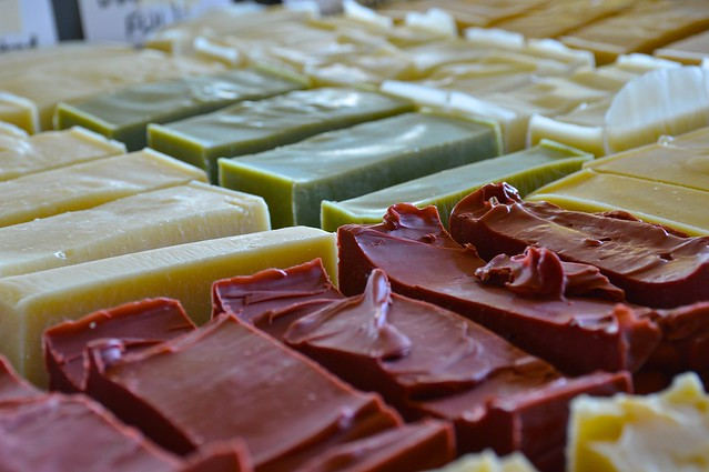 2nd of 365 organic soaps