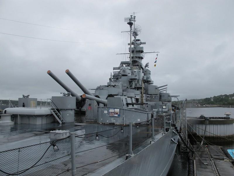 USS Massachusetts BB-59 6