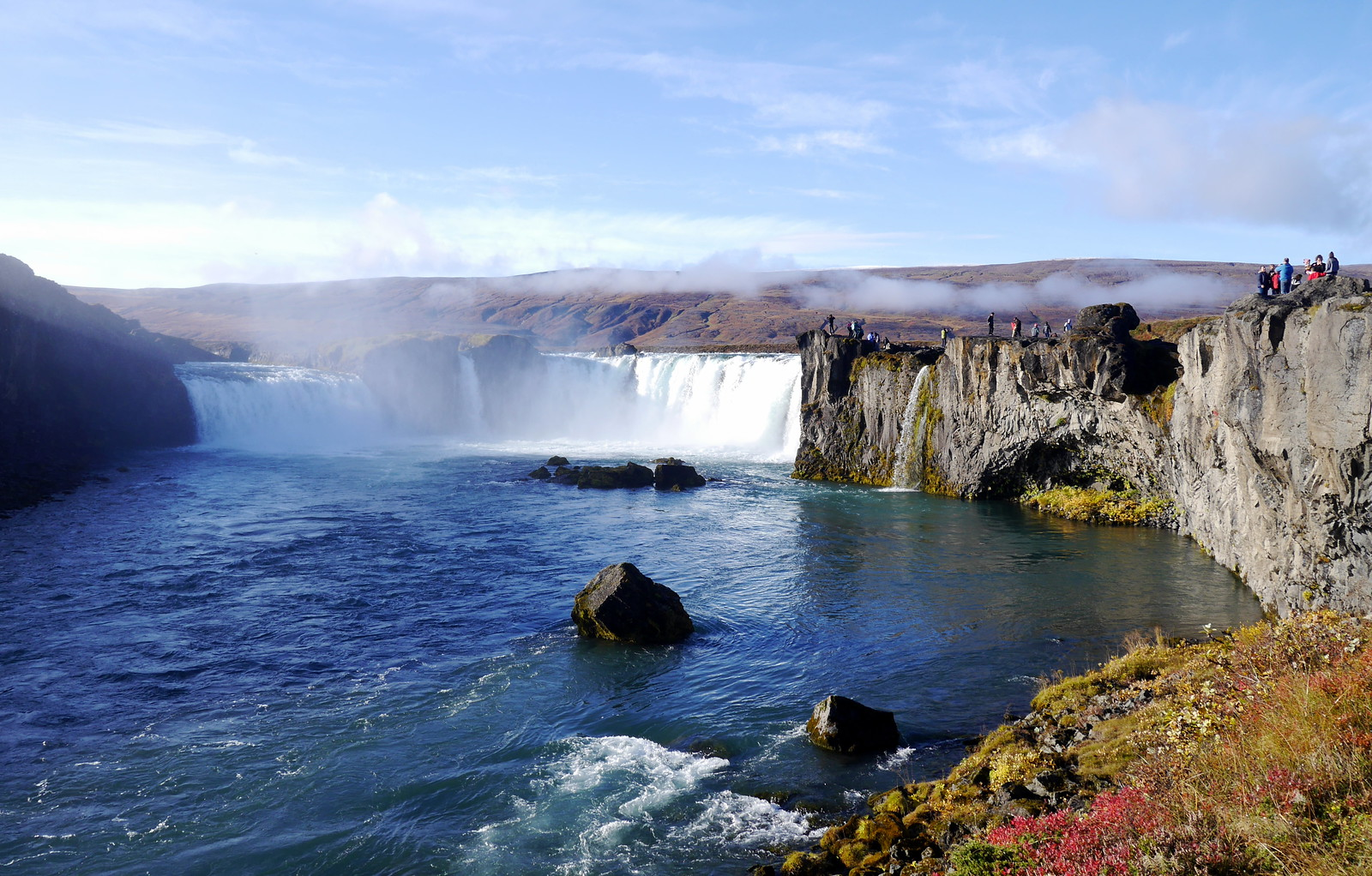 Goðafoss Falls