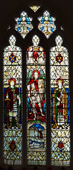 St Alban, St Michael and St Edmund (Powell & Sons, 1918)