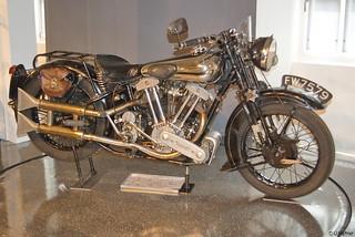 1930 Brough Superior SS 100