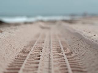 Beach track | by Oleg Kr