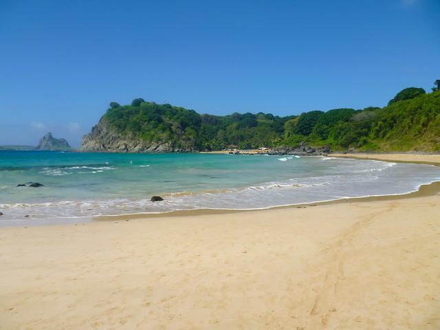 Fernando de Noronha Insel Strand