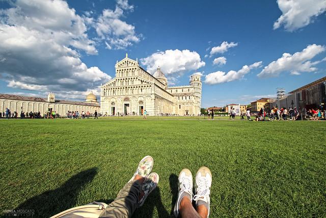 Piazza dei Miracoli - Pisa (Italy)