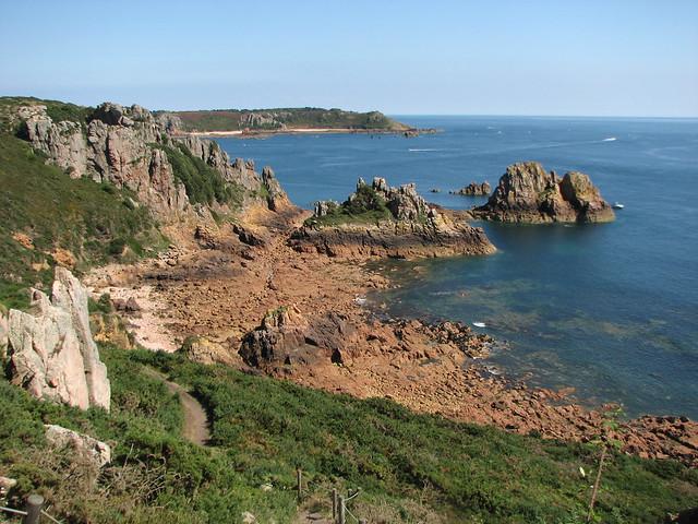 Fiquet Bay, Jersey