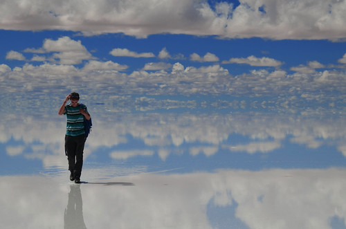 Walking in the Clouds | by Haz14