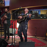 Fri, 06/11/2015 - 8:36am - Josh Ritter performs songs from Sermon on the Rocks for a lucky audience of WFUV Members at Electric Lady Studios in New York City. Session hosted by Rita Houston. Photo by Gus Philippas/WFUV