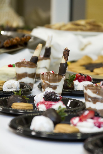 culinary arts open house - desserts