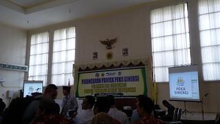 Pelatihan dan sertifikasi profesi teknologi energi terbarukan (PEKA SINERGI)yang di laksanakan di Nusa Tenggara Barat (Lombok)