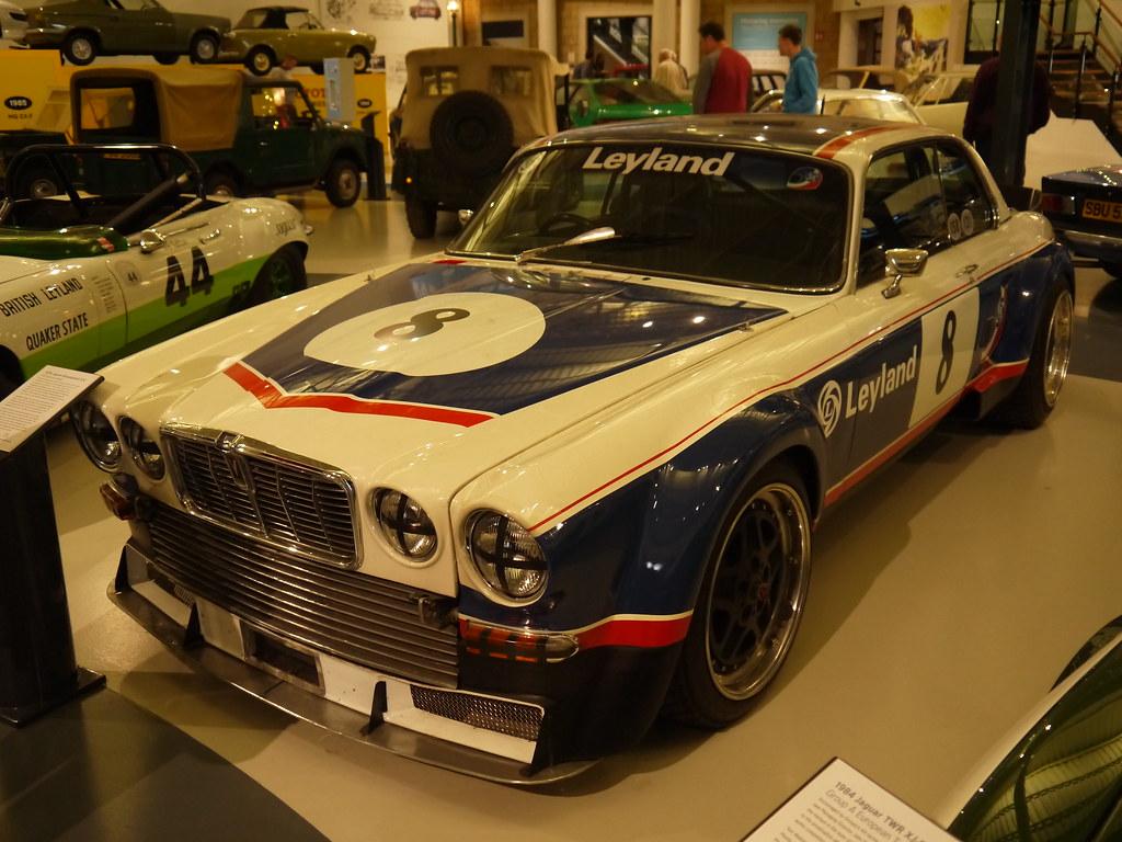 1976 Jaguar Broadspeed XJC | A step up from the regular Jagu… | Flickr
