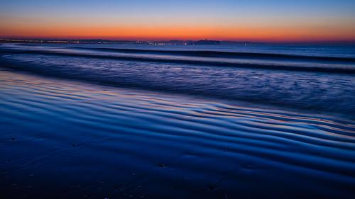 enoshimaisland fe1635mmf4zaoss enoshimabeach sunriseatdawn ocean ilce7m2 seascape enoshima justbeforesunrise chigaski sea