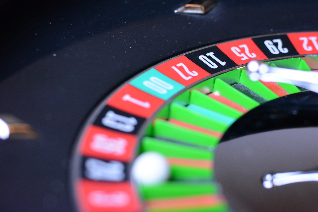 A Roulette Wheel - Must Link to