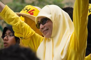 Bersih 4 29/8 Wan Azizah   by A satan incarnate