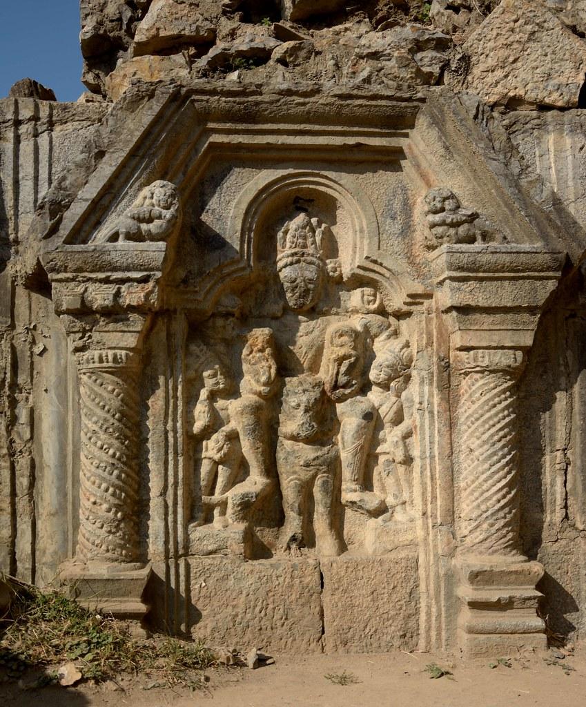 Sun Temple, Martand, Kashmir (13) | The Martand Sun Temple w… | Flickr