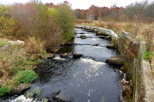 dam wetlands restoration fishladder 2015 nrd newbedford funding restorationproject acushnet prroject naturalresourcedamage