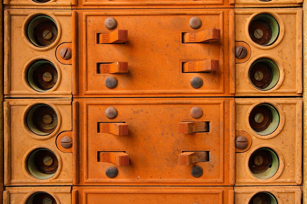 Fuse Box Orange - Wiring Diagrams Folder Vintage Fuse Box Amp on
