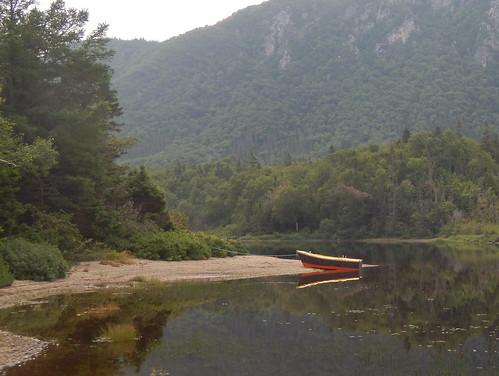 Barachois Pond