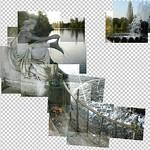 Fountain - Hyde Park, work in progress #london #londonlandmarks #fountain #hydepark #followme #instagrames #lake #sculpture #workinprogress #ceriphotomontage #cerisinfield