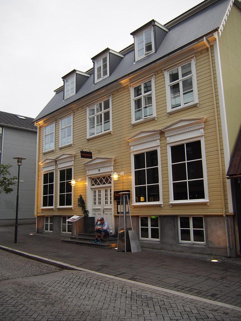 Fishmarket, Reykjavik! | Go By Stølsvik