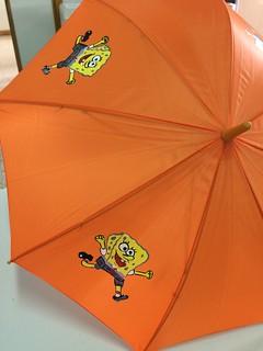 Paraguas Bob Esponja