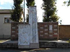 monumento ai caduti, Candiana