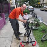 So, 27.09.15 - 14:25 - Bike waschen und einpacken