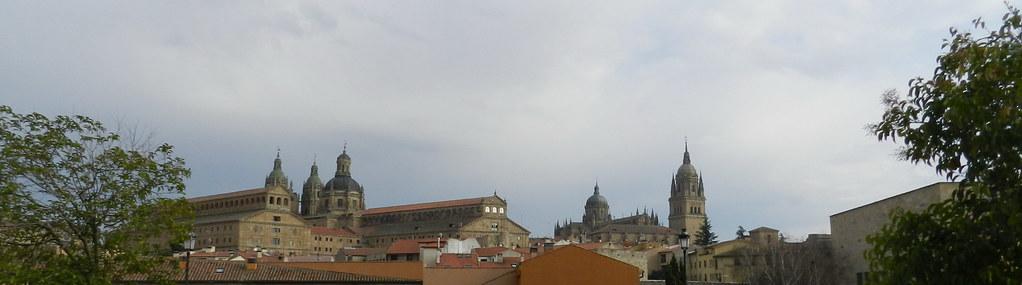 Vistas de Salamanca