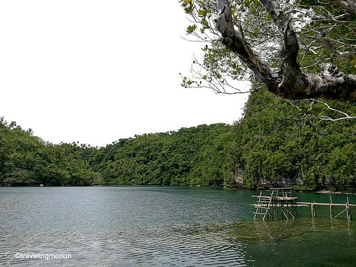 Lapsay Lagoon in Tagana-an, Surigao del Norte | by Traveling Morion