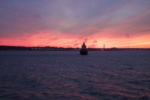 ferry ocean panasonic1235mmf28 sea sunset