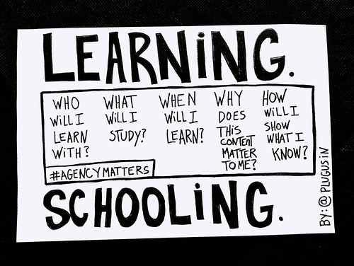 Learning > Schooling | by William M Ferriter
