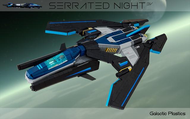 Serrated Night 3V