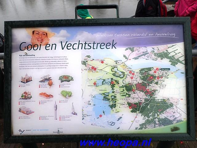 2016-11-09  Gooimeer tocht   25 KM   (33)
