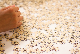 The Heart Sutra puzzle By 董其昌 | by spongebabyalwaysfull