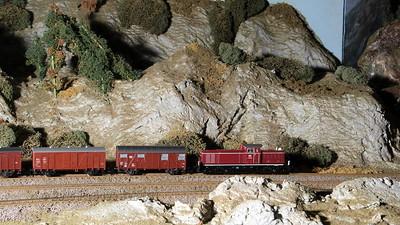 TRAINS 2009 model train show