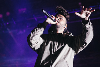 The Weeknd at Bumbershoot 2015 | by kay la la