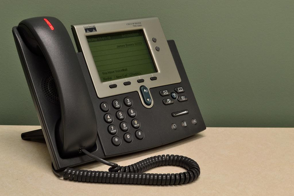 Cisco IP Phone | Cisco IP Phone 7941 Series | Open Grid