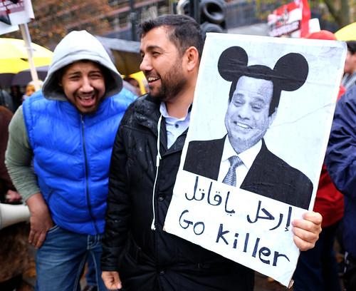 WOO HOO! With the Muslim Brotherhood now crushed, Egypt