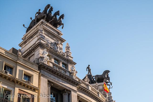 Calle Alcalá, Madrid