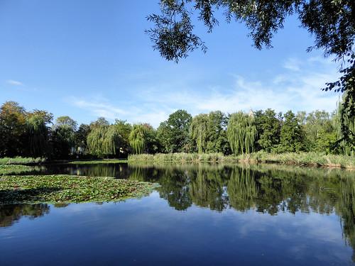 berlin lichtenrade nature landscape