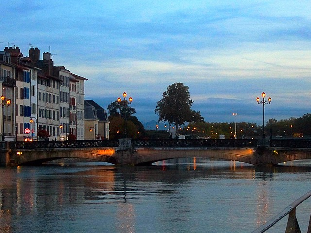 Bayonne France eve