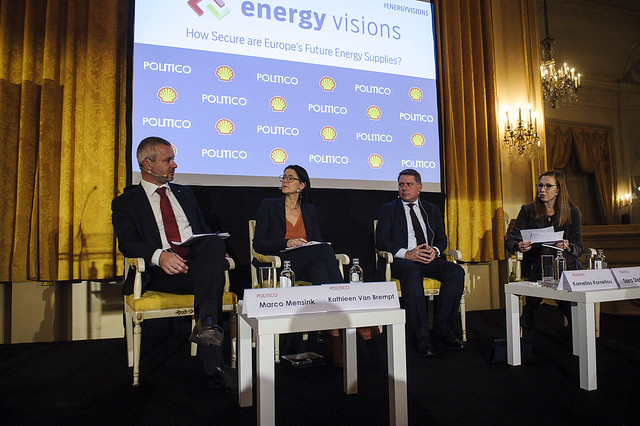 20161107 Energy Visions Europe