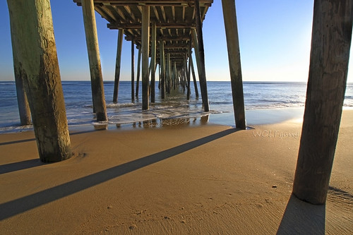 atlanticocean beach pier ocean morning sunrise virginiabeach virginia psalm bible water sea