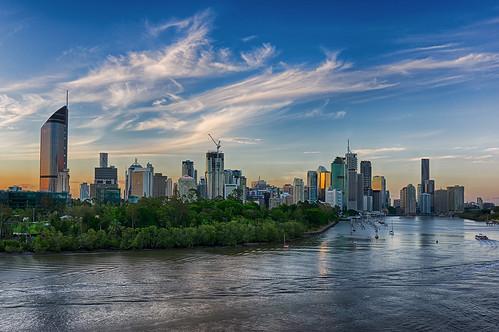 Brisbane City HDR | by Doug O'Neill (AUS)
