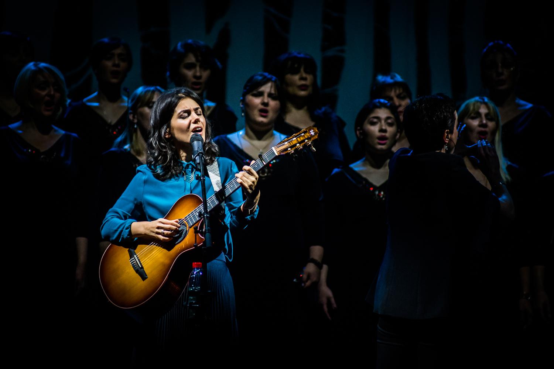 Katie Melua @ Koninklijk Circus (© Timmy Haubrechts)