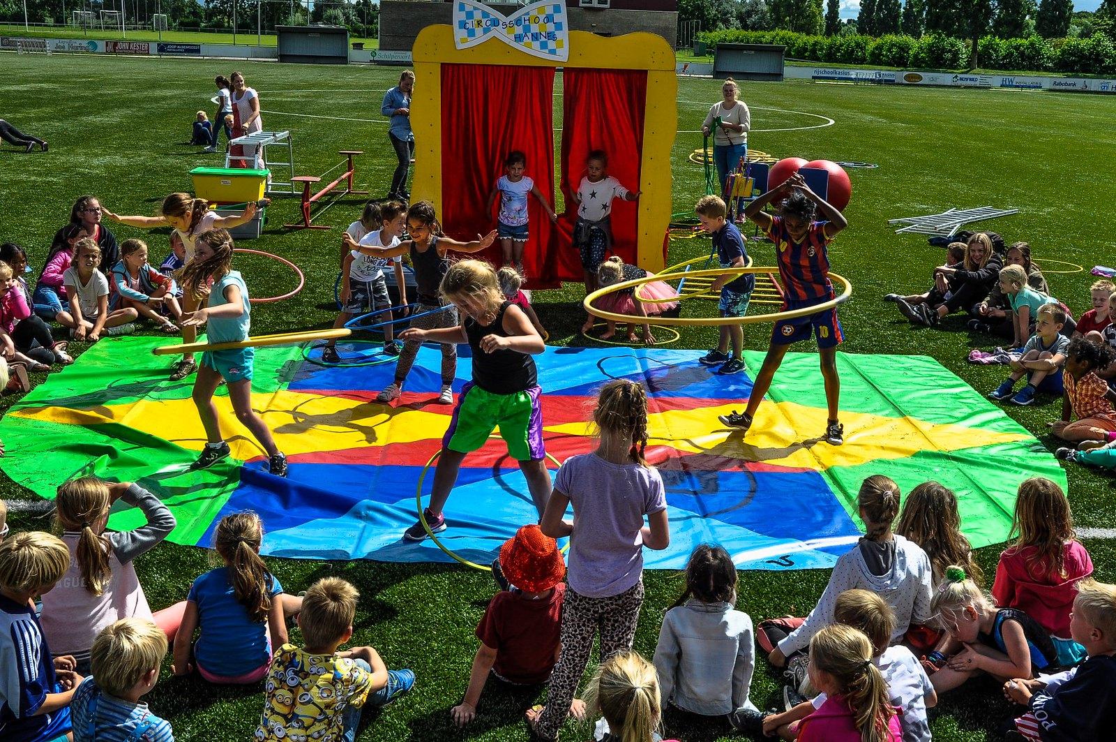 Cirque du Zomerfeest en bingo -82