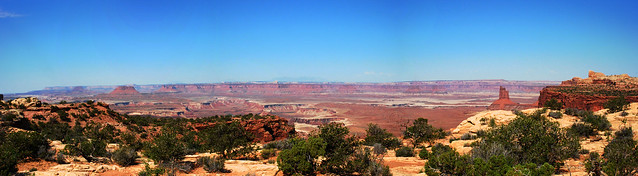 More Canyonlands (Pano)