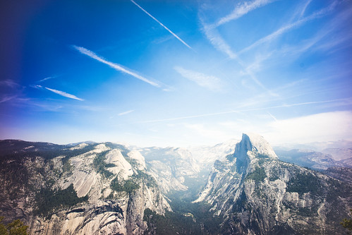 "Image titled ""View from Glacier Point, Yosemite."""
