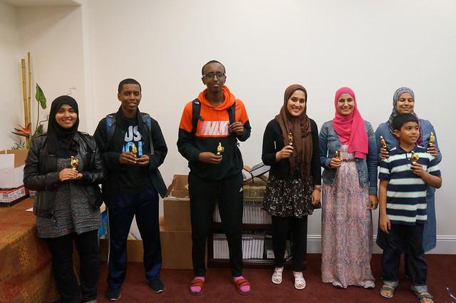 Seattle Muslim Hackathon 2015