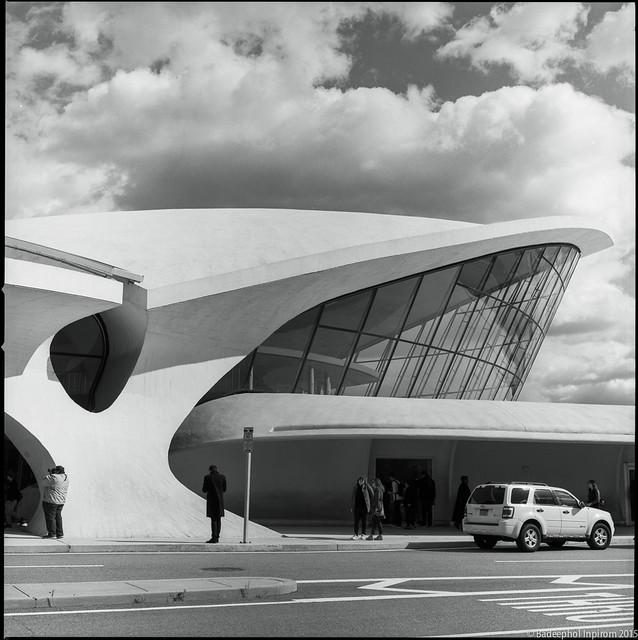 TWA Flight Center (TWA Terminal) NYC